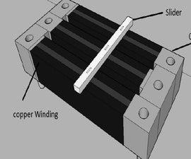 Design of Linear AutoTransformer