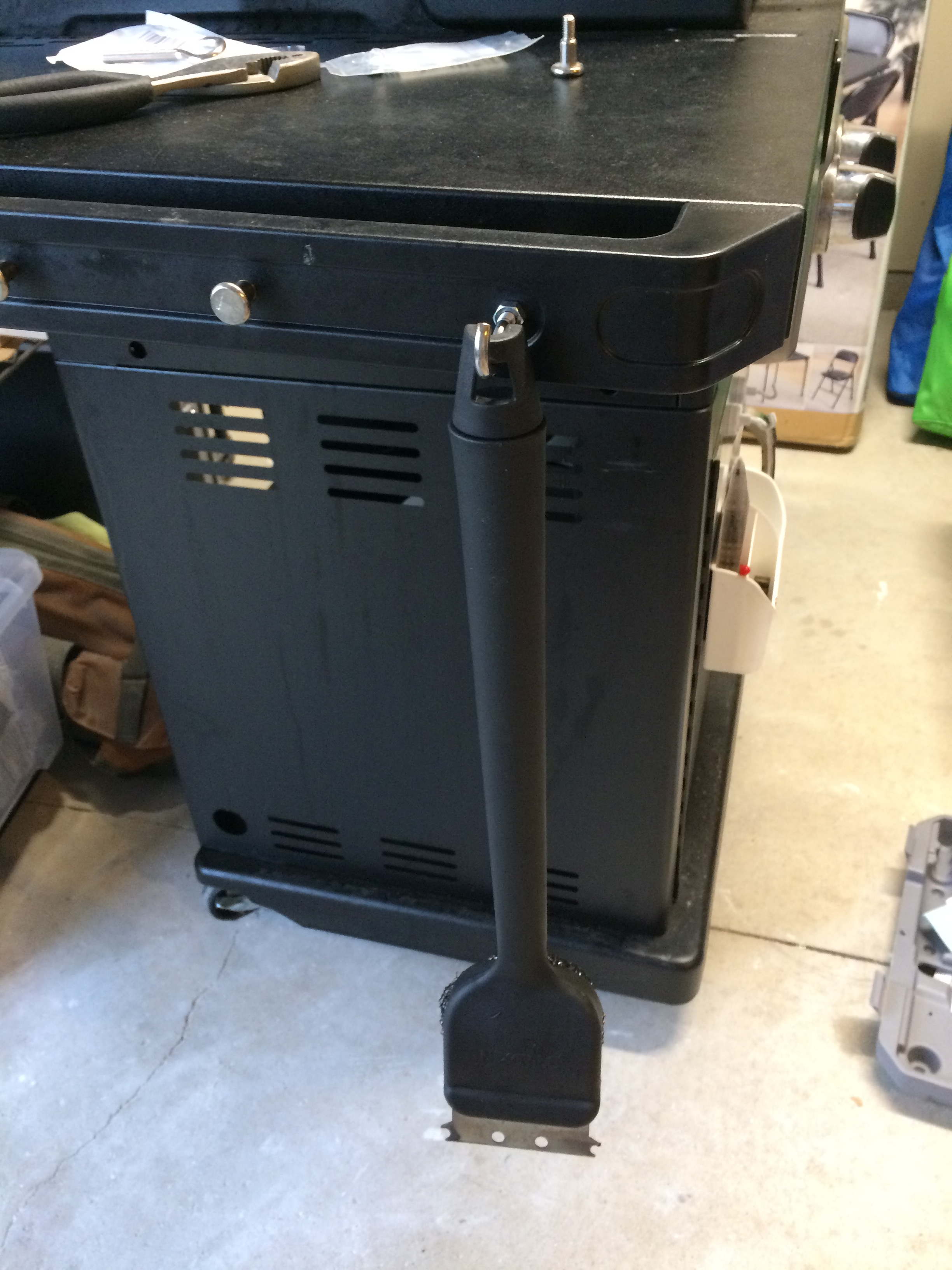 Picture of Grill Hook Upgrade