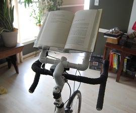 Bike Book Holder