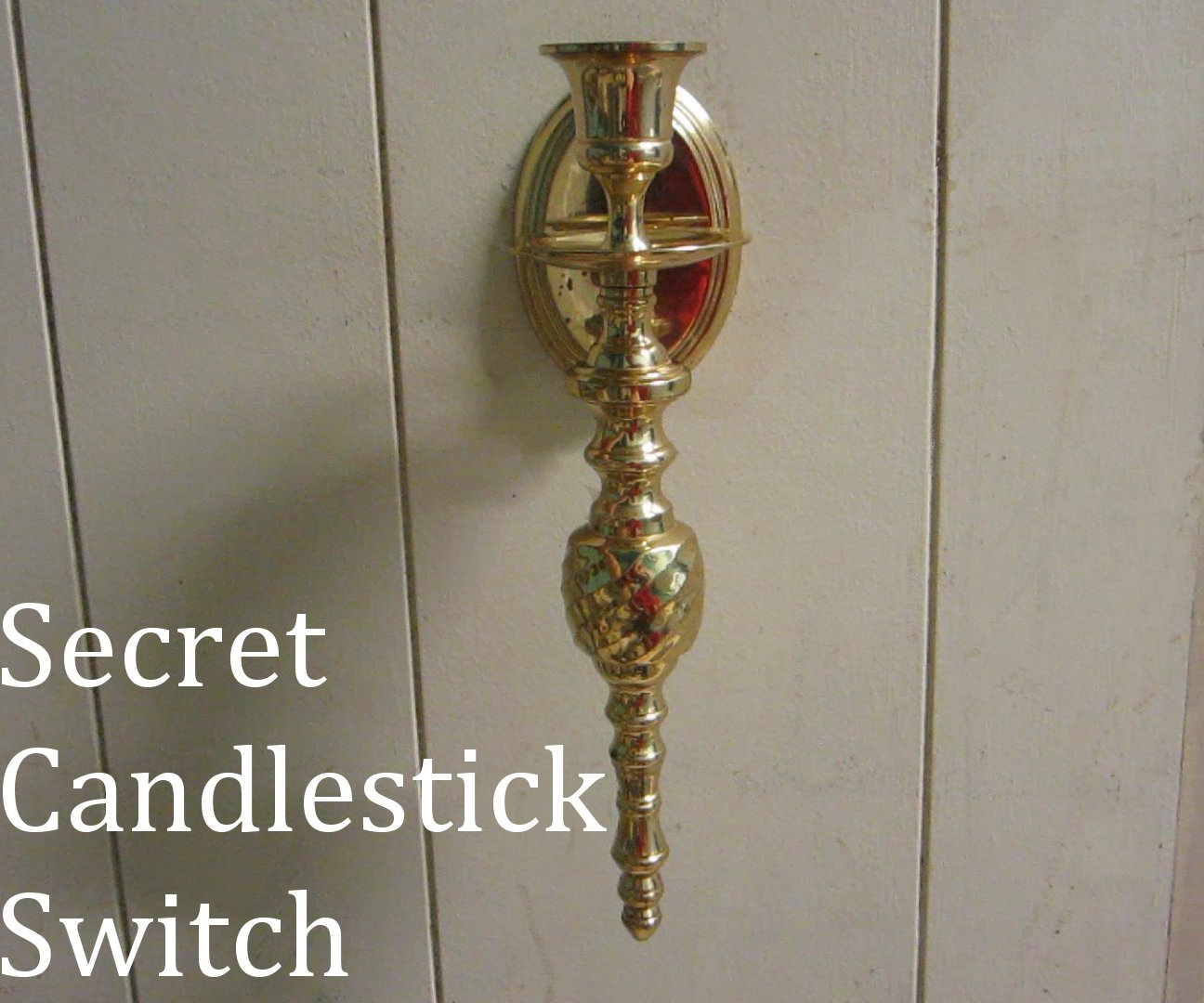 Picture of Secret Candlestick Switch
