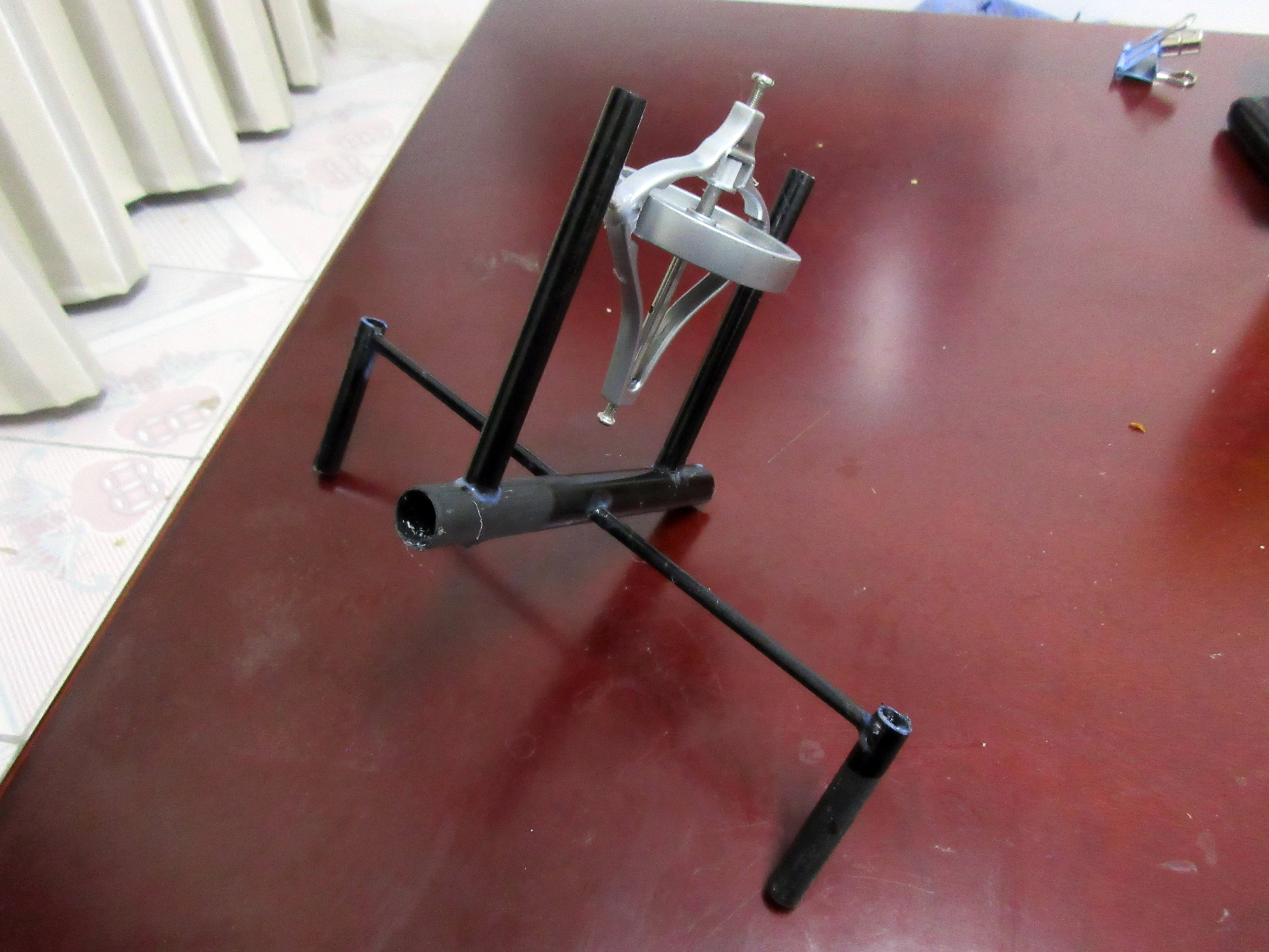 Picture of How to Self Balance a Structure or Vehicle With a Gyroscope