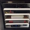 IKEA Kvissle Letter Tray Mini Rackable Shelf System
