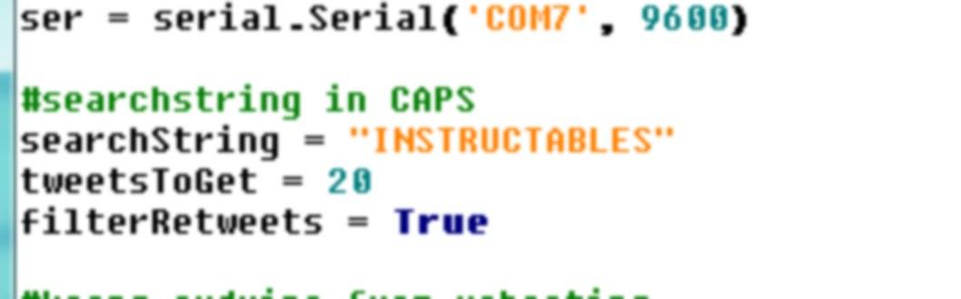 Picture of Modify Python Script