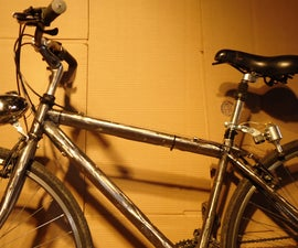 How to Install a Dynamo Powered Bicycle Light.