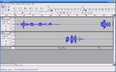 Creating the Audio