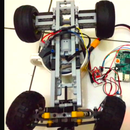DIY - Control Off-road Lego Car Through Internet (IoT) - Part 1 (Back Wheel)