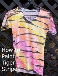 Adding Stripes