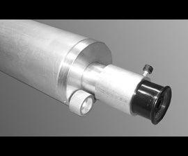The Crayford Focuser and DIY Focuser for Homemade Telescope