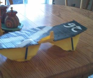 Paper Aircraft Carrier!!!