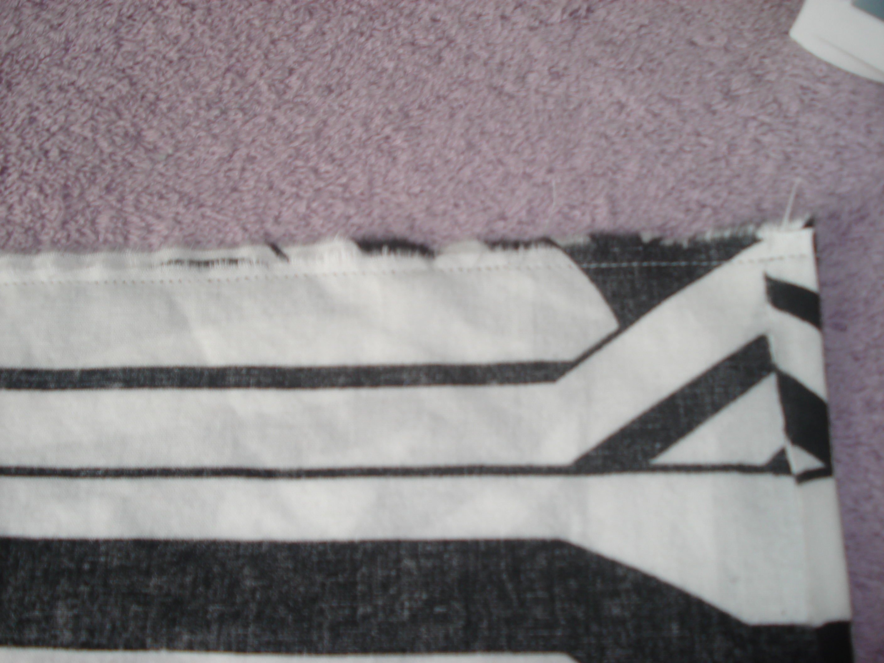 Picture of Sew Long Side Edges