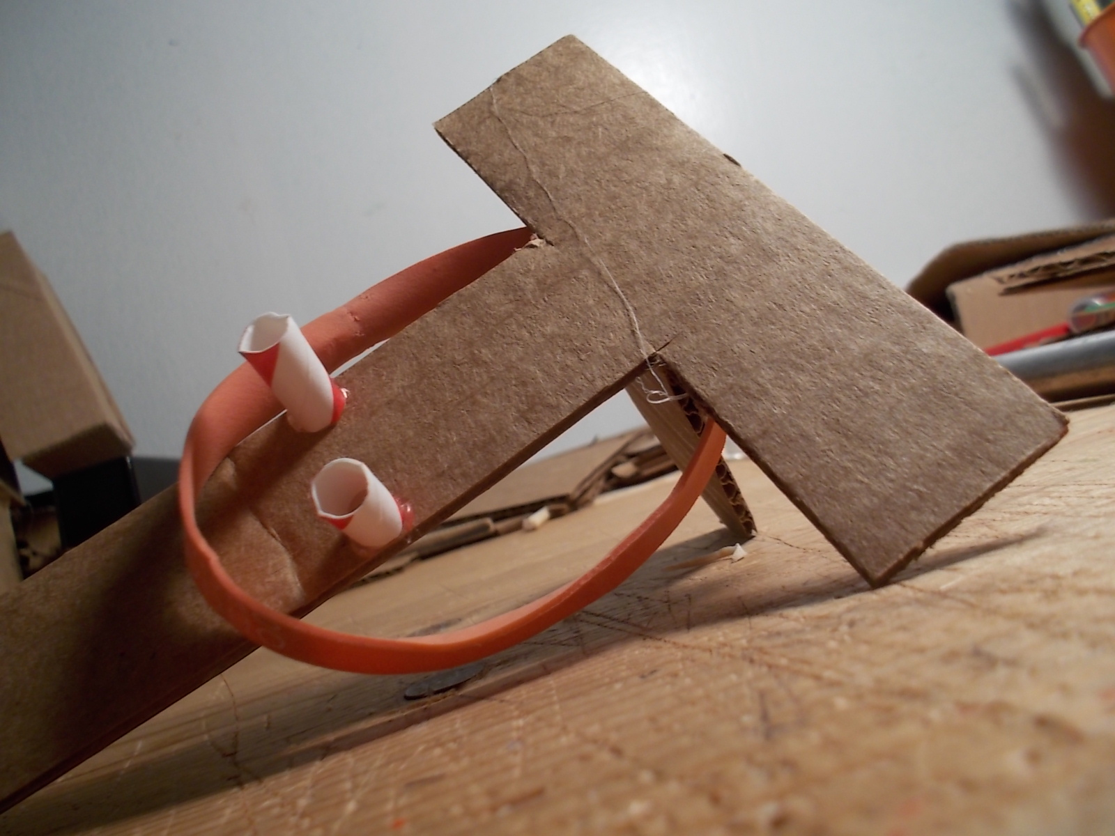 Picture of Cardboard Crossbow