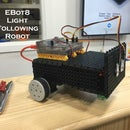 EBot Light Following Robot