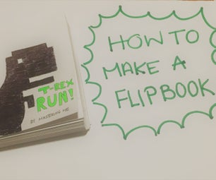 How to Make a High-Quality Flip Book