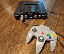 N64 Emulation System Powered by Odroid XU4