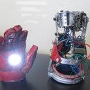 Tony Stark Ironman Costume Cosplay DIY