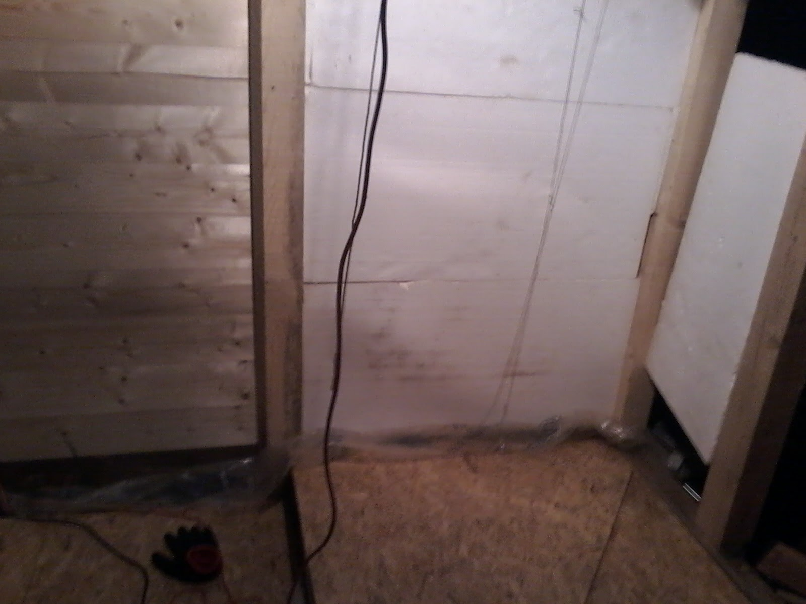 Picture of Wall and Insulation