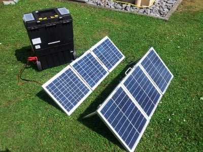 The Grizzly Solar Generator