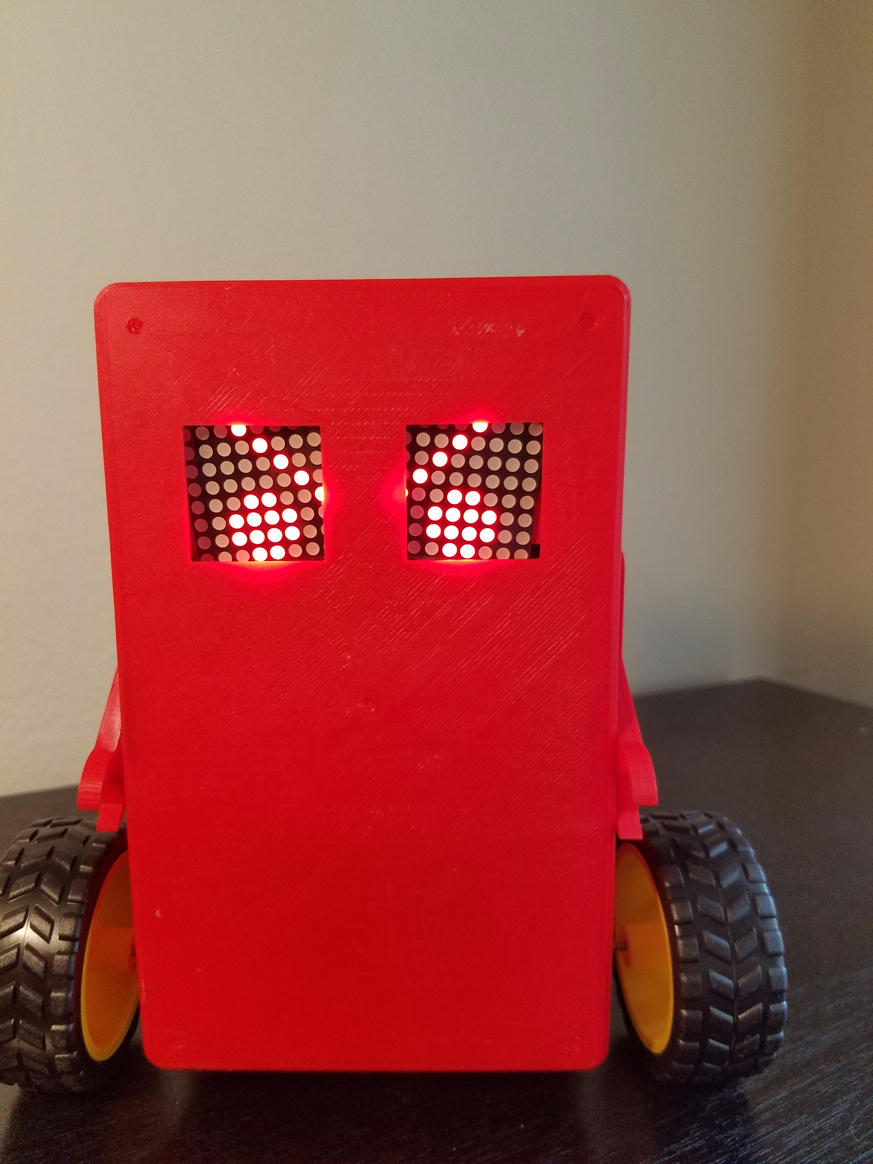 Picture of ARCA (Adorable Remote Controlled Android)