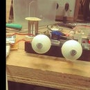 Animatronic Eyes With Servo Motors (Arduino)