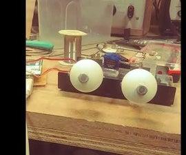 Animatronic Eyes With Servo Motors (Arduino)