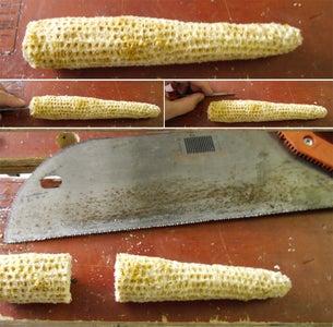 Corn Cob Pipe - Part 1