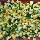 Preserving Summer Squash/zucchini