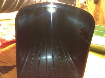 Solar-Powered Interior Mailbox Light