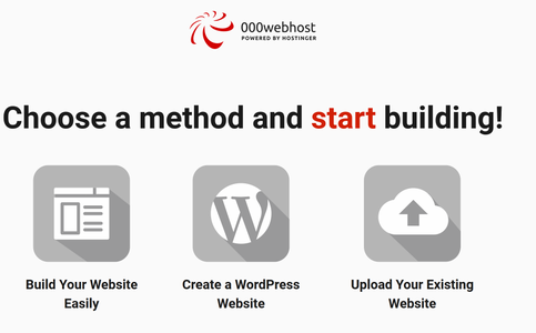Sign Up for a Free Web Hosting Account With 000webhost