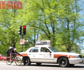 How To Skitch on a Bicycle (Grab onto a moving Car)