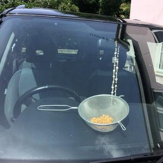 Your Car Is a Solar Dehydrator!