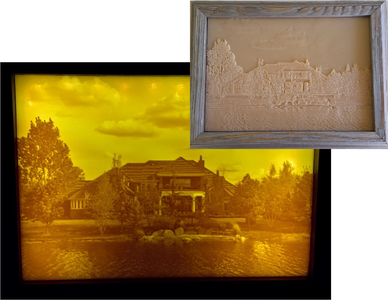 How to 3D Print a Photo: Lithophanes 101
