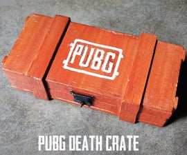 PUBG迷你战利品箱