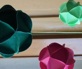 Decorative Paper Orbs