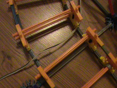 Building the Support Tower and Loading Mechanism