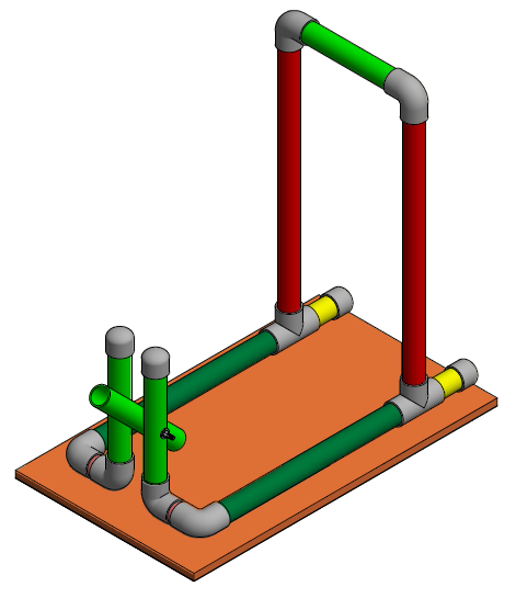 Picture of PVC Assembly
