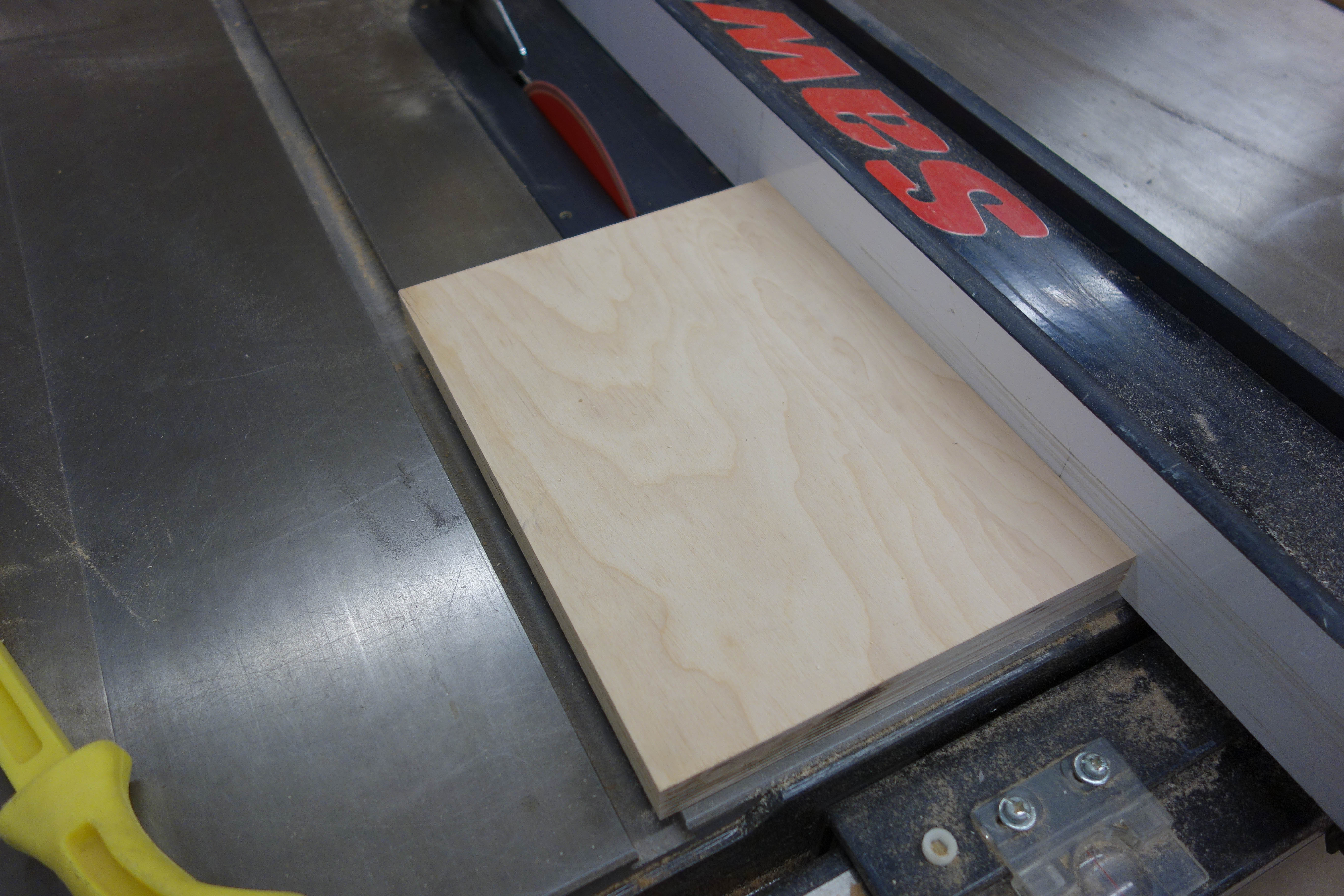 Picture of Cutting the Foot Runners