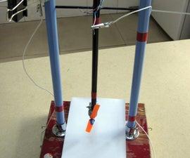 Propeller Driven Pendulum