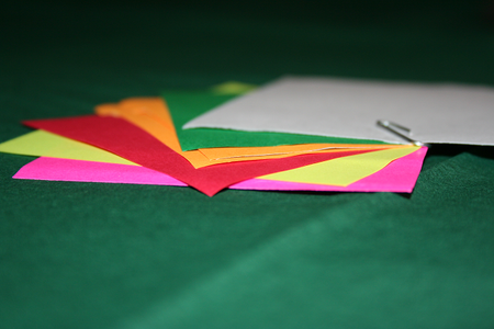 Cut Your Strips of Paper
