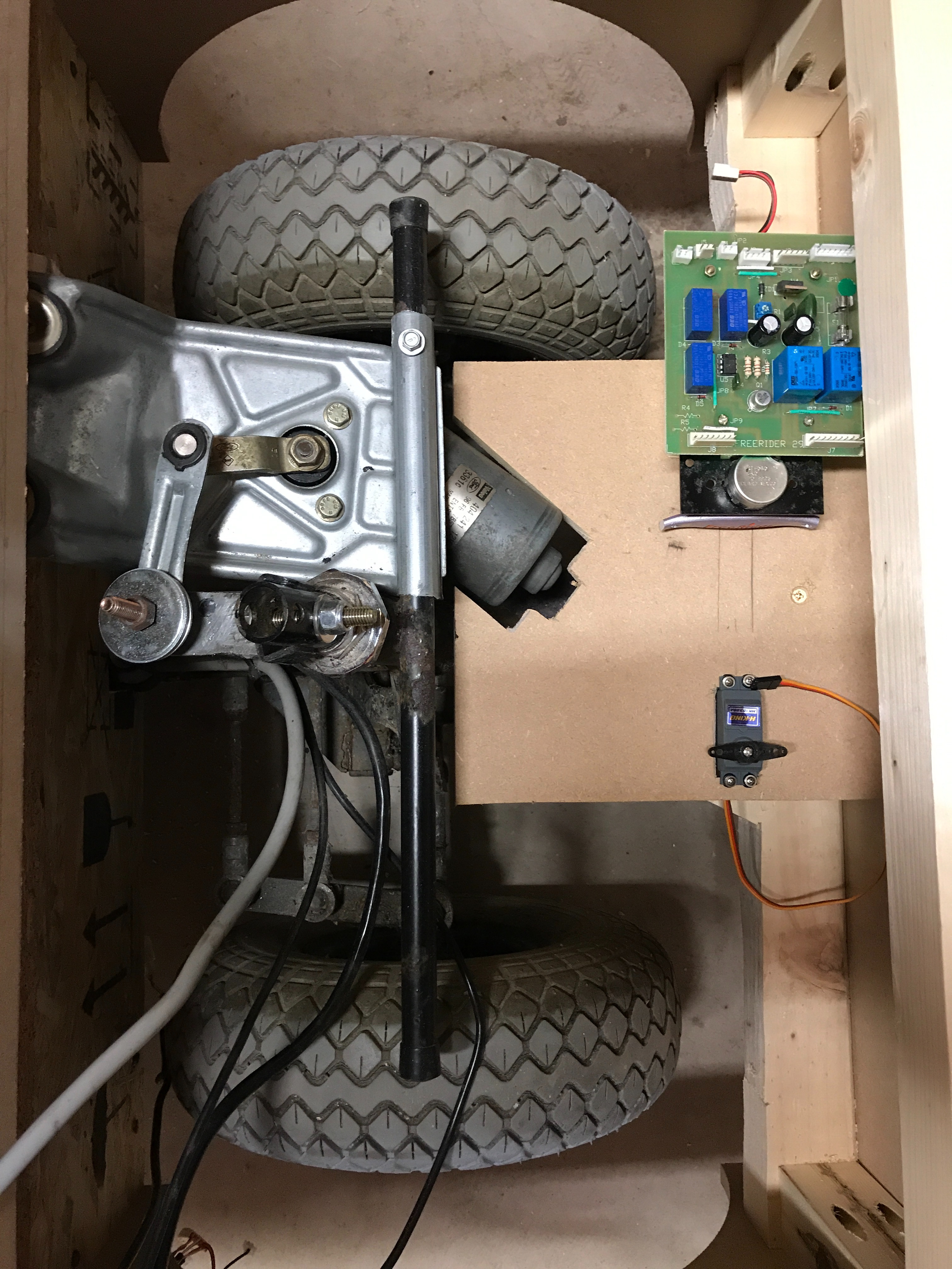 Picture of Electrics - Steering & Lighting