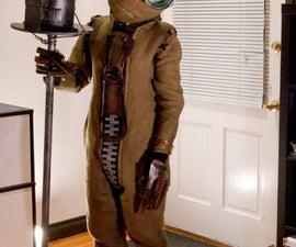 Tim Burton Nine Costume Head