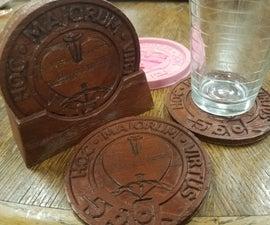 Casting Coasters
