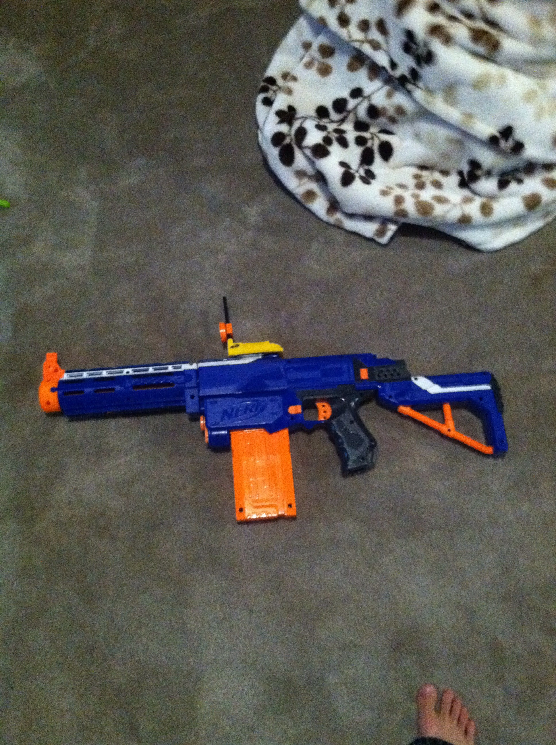 Picture of Nerf Sniper Rifle