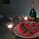 Gluten Free Macaroon for Valentines Day