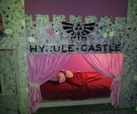 Legend of Zelda, Hyrule Castle Bed.