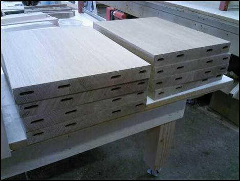 Picture of Joinery: Shelves