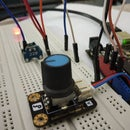 Controlling RGB Using a Potentiometer!