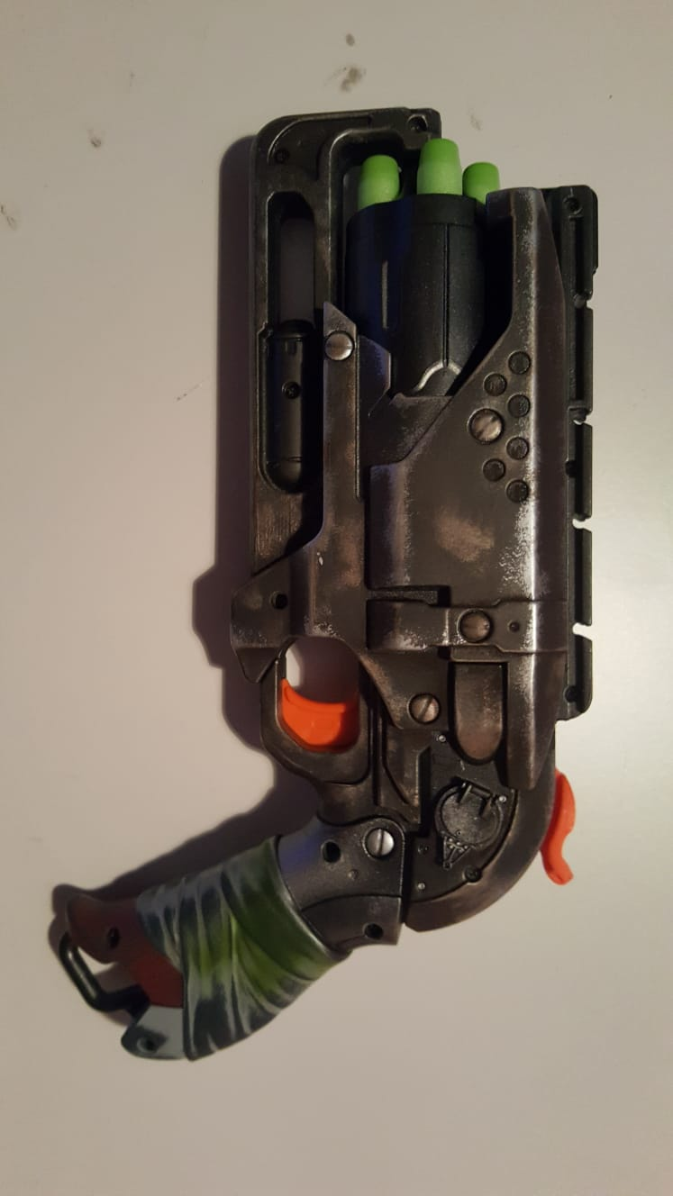 Picture of Hammershot Paint Mod