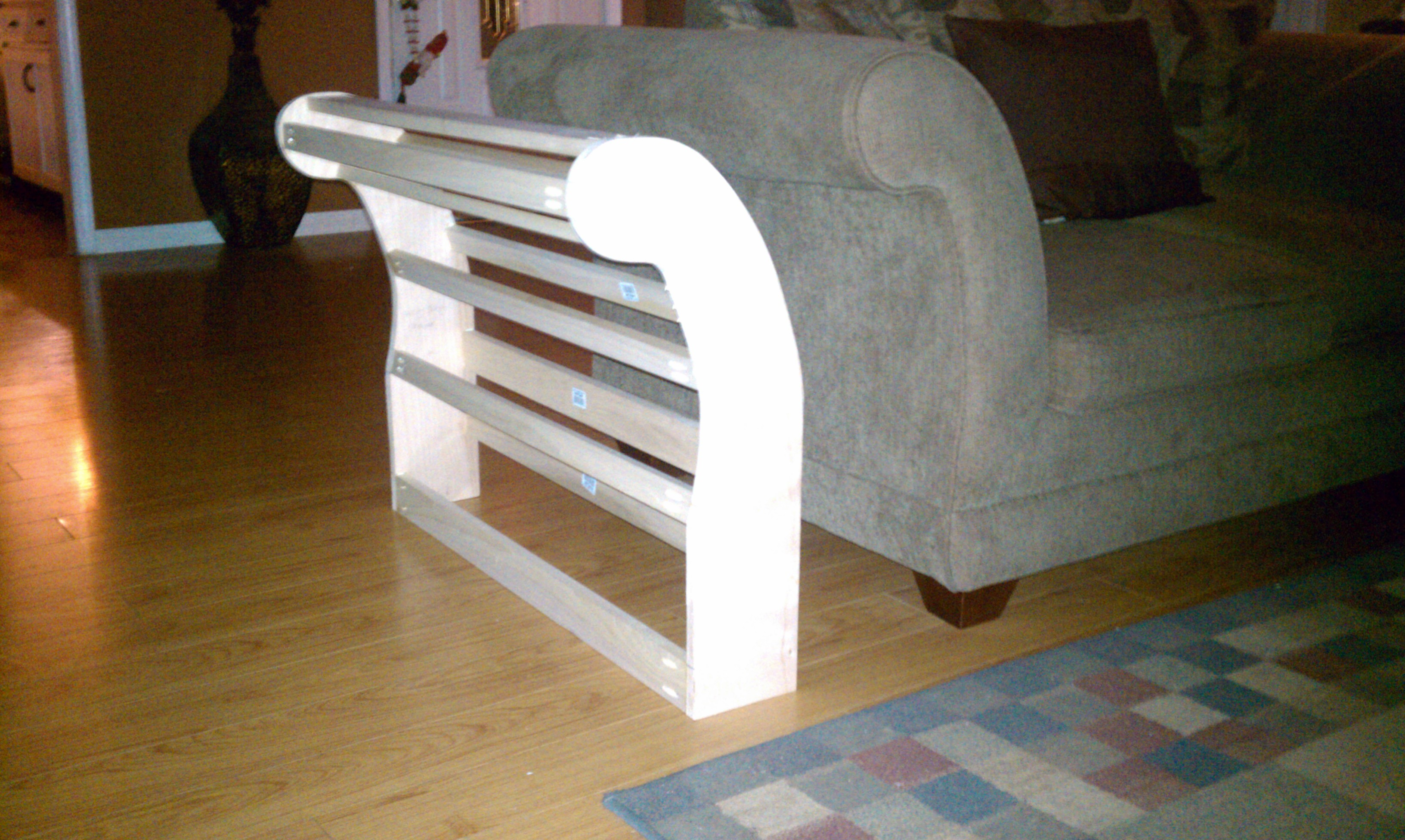 Picture of Build Chaise Arm