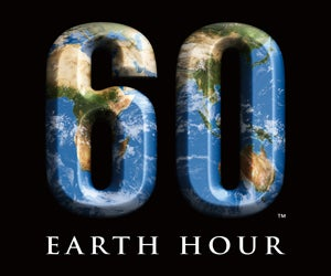 Participate in Earth Hour 2009