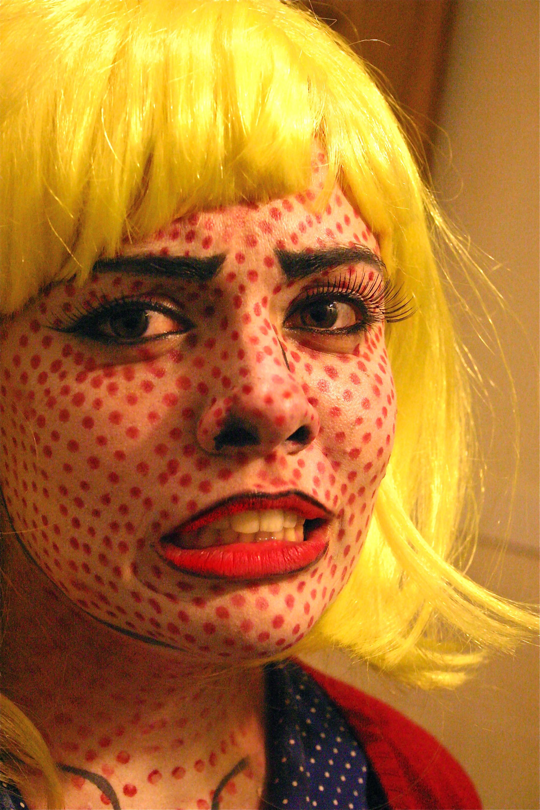 Picture of Roy Lichtenstein